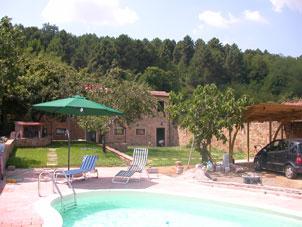 Pisa, Florenz: ferienhaus mit pool. Toskana