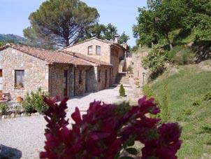 Villen Ferienanlage Siena Chianti San Gimignano