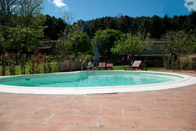 Toskana - Pisa, exklusives Ferienhaus mit Pool,