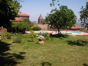 Urlaubsangebot Toskana Ferienwohnung San Gimignano