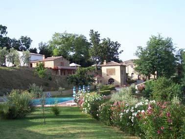 toskana Ferienwohnungen - Italien, Toskana. kinderfreundlich Villa mit Pool