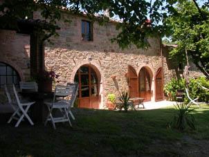 günstige romantische Ferienwohnung mit Garten